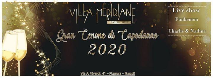 Ristorante Villa Meridiane Gran Cenone Di Capodanno 2020