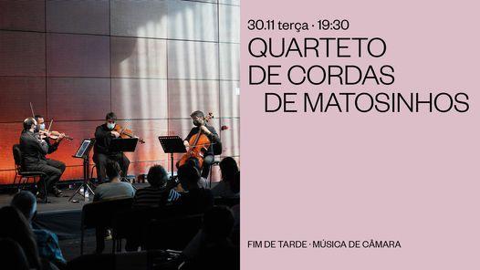 Quarteto de Cordas de Matosinhos, 30 November | Event in Porto | AllEvents.in