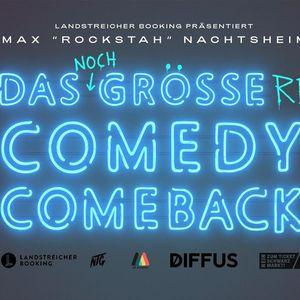 """Max &quotRockstah"""" Nachtsheim  Hamburg Gruenspan"""