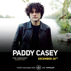 Paddy Casey Live in Concert