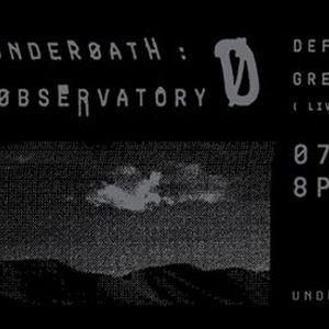 Underoath - Define The Great Line Virtual Show