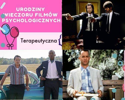 Wieczr Filmw Psychologicznych -2. urodziny