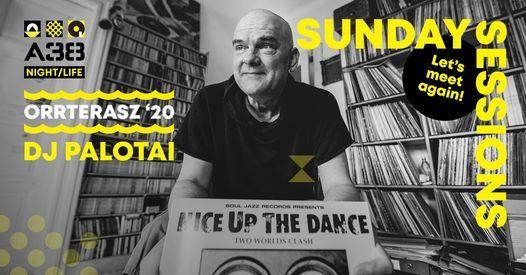 DJ Palotai Sunday Sessions  A38 Haj  Orrterasz20