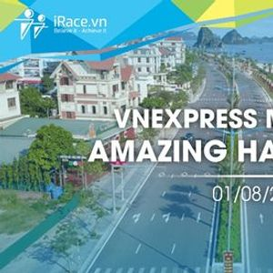 VnExpress Marathon Amazing Halong 2021