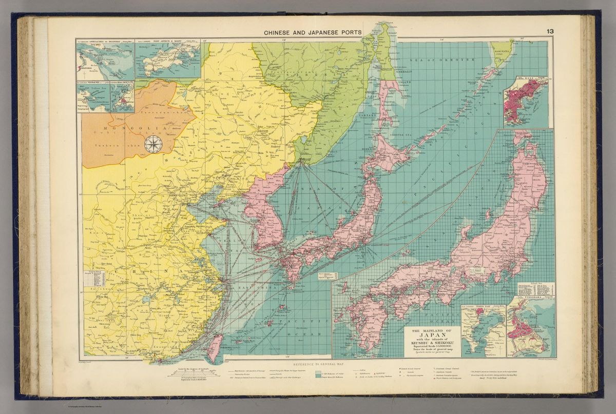CIRN 2: Competing Imperialisms in Northeast Asia - at Queens