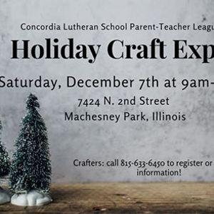 Holiday Craft Expo