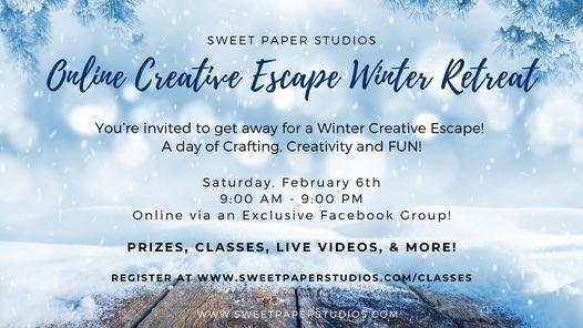 Creative Escape Winter Retreat, 23 January   Event in Hamilton   AllEvents.in
