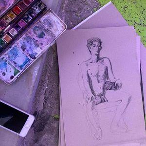 Life drawing at sihl13
