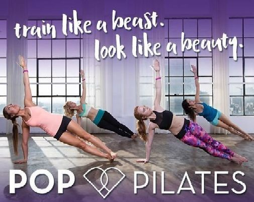 Drop-in POP Pilates Classes, 21 April | Event in Herndon | AllEvents.in