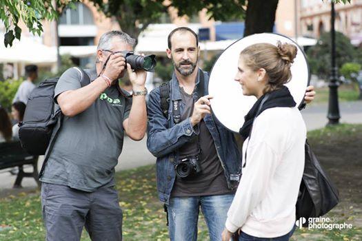 Cours photo Portrait