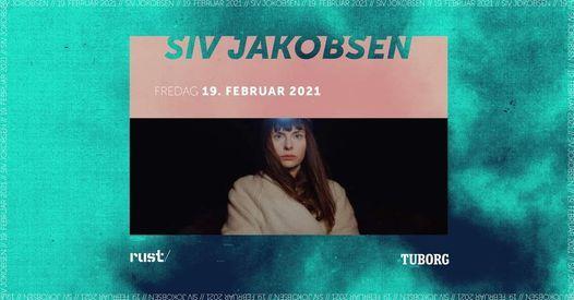Siv Jakobsen (NO)  RUST - ny dato