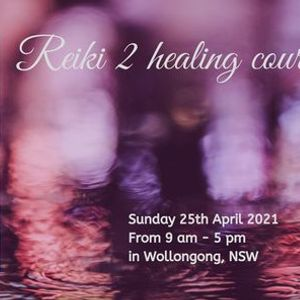 Reiki 2 healing course (FULLY BOOKED)