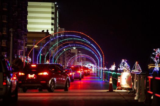 BayPort Credit Union Holiday Lights at the Beach | Event in Virginia Beach | AllEvents.in