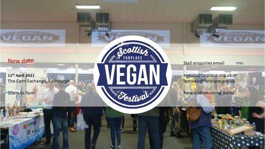 Scottish Vegan Festival, 11 April | Event in Edinburgh | AllEvents.in