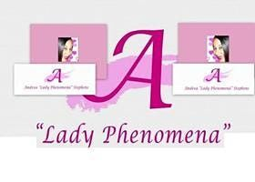~The *LadyPhenomena* Tribute & DocuSeries *Adoring Eyes Are Watching* Est., 7 December | Online Event