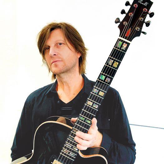 Wolfgang Schalk ObSession Album Release Concert