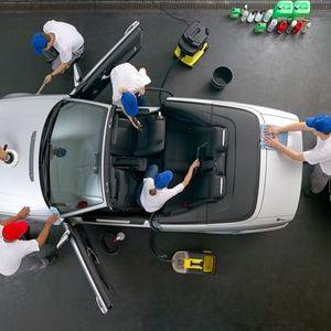 2 daagse Praktijktraining Auto Schoonmaken  basisvaardigheden