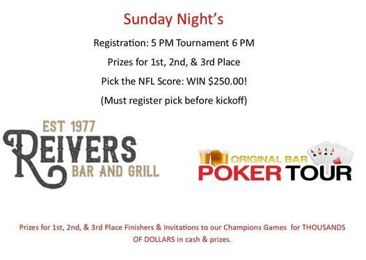 OBPT Sunday Night In-Person Poker Tournament | Event in Denver | AllEvents.in