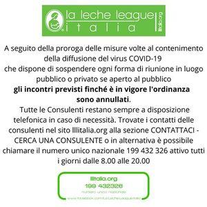 Napoli - Incontro LLL a sostegno dellallattamento