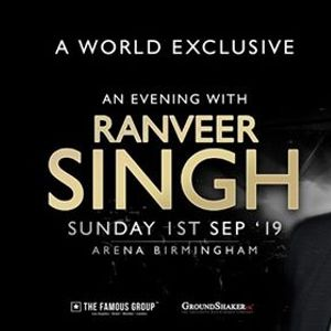 An Evening With Ranveer Singh