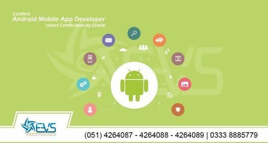 Free Seminar on Certified Android Application Developer, 11 December | Event in Rawalpindi | AllEvents.in