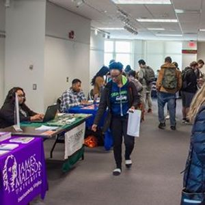 Transfer Fair at Montgomery College Germantown