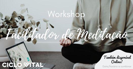 Workshop Facilitador de Meditação, 31 July   Event in Aveiro   AllEvents.in