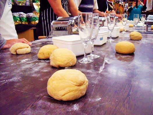 Hands-on Cooking Classes (Ravioli)