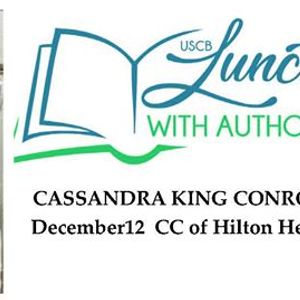 Lunch with Author Cassandra King Conroy