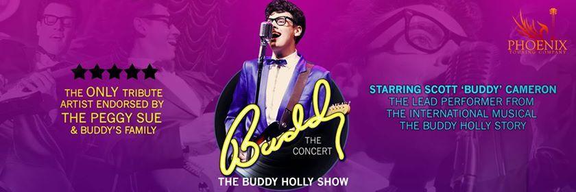 Buddy The Concert Feat. Scott Buddy Cameron