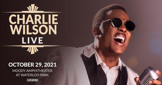 Charlie Wilson, 29 October | Event in Austin | AllEvents.in