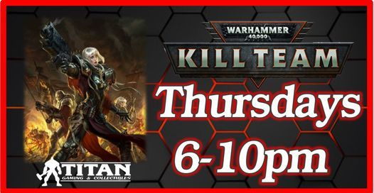 K*ll Team Thursdays, 13 May   Event in Whitehorse   AllEvents.in
