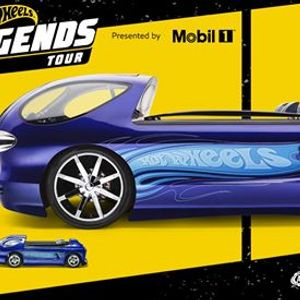 Hot Wheels Legends Tour San Jose