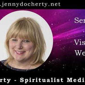 Jenny Docherty Spiritual Mediumship Demo
