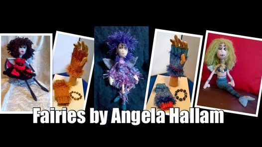 Fairies by Angela Hallam - Pop Up Shop