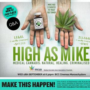 High As Mike - BCC Cinemas Maroochydore