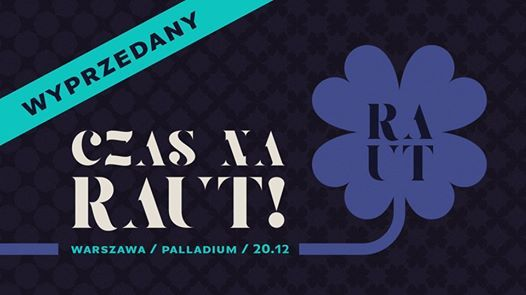 Wyprzedany KI AN I Warszawa 20.12 I Palladium