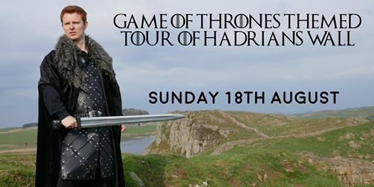 Game of Thrones Themed Walking Tour of Hadrians Wall
