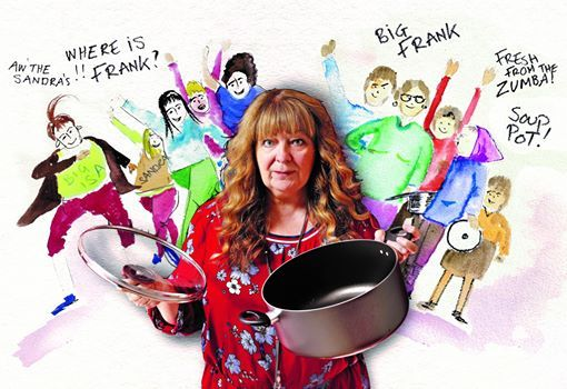 Janey Godley Soup Pot Tour