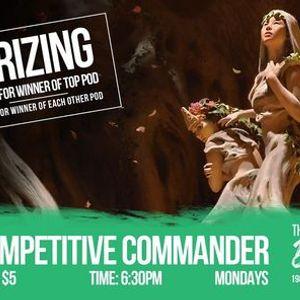 Competitive Commander