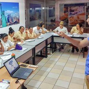 Iniciacin curso de Ingls para Turismo Internacional
