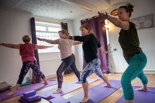Morning Yoga for All   Event in Stockport   AllEvents.in