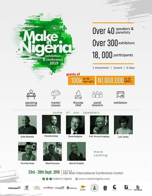 Make in Nigeria Exhibition and Conference