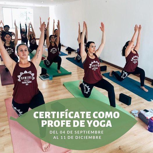 Profesorado de Yoga - Sep / Dic 2021, 4 September   Event in Cuenca   AllEvents.in