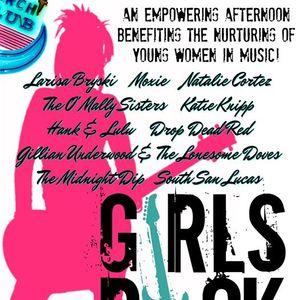 Girls Rock Benefit Showcase - 10 Bands