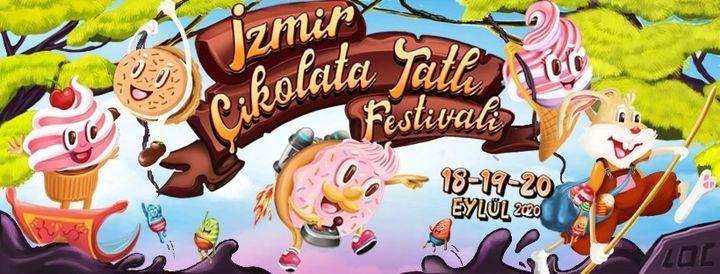 2021 İzmir Çikolata ve Tatlı Festivali, 9 April | Event in Izmir | AllEvents.in