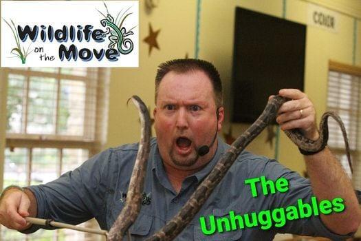 Wildlife On The Move Presents The Unhuggables at Primrose School of Grand Peninsula (Grand Prairie), 5 August
