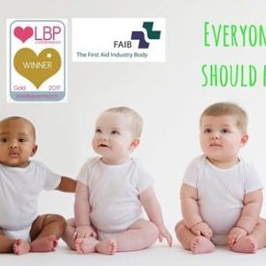 2 Hour Baby & Child First Aid Class