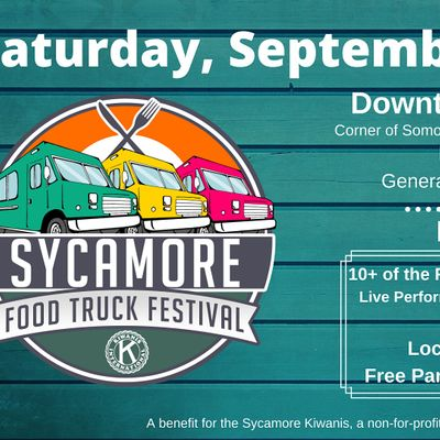 Sycamore Food Truck Festival