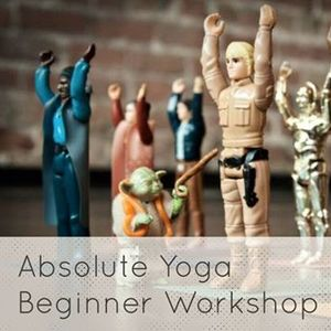 Absolute Yoga Beginner Workshop